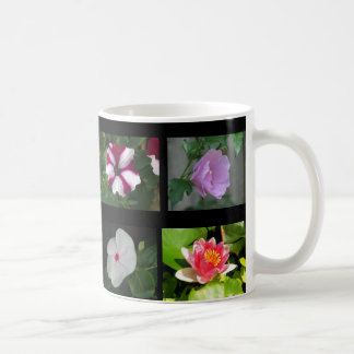 8つの花3 コーヒーマグカップ