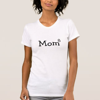 8のお母さん Tシャツ