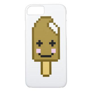 8ビットかわいいのアイスクリーム iPhone 8/7ケース