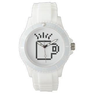 8ビットコーヒー 腕時計