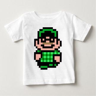 8ビットヒップスター ベビーTシャツ