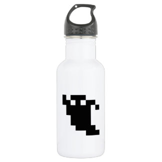 8ビットピクセル幽霊の影 ウォーターボトル