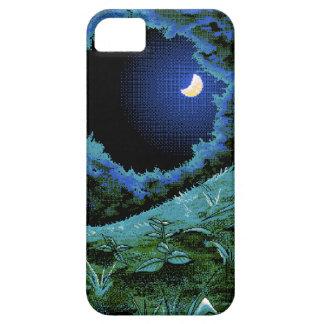 8ビットピクセル月光 iPhone SE/5/5s ケース