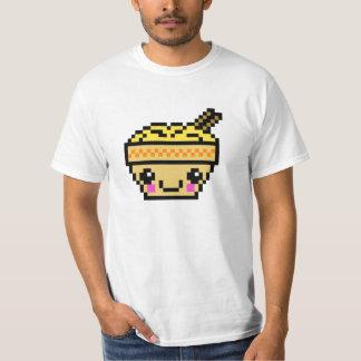 8ビットラーメンヌードル Tシャツ