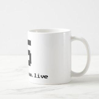 8ビット金銭のマグ コーヒーマグカップ