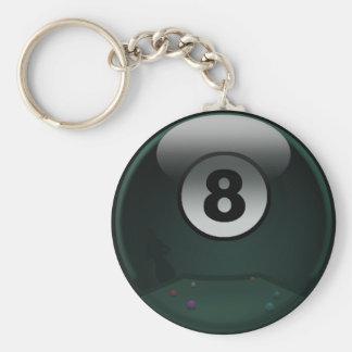 8ボール キーホルダー