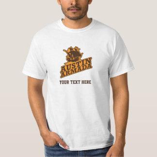8以下のフットボールの《鳥》ハヤブサ Tシャツ
