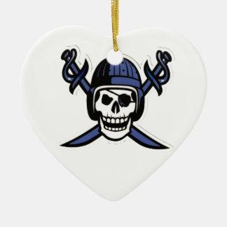 8以下のJmfaの海賊 セラミックオーナメント