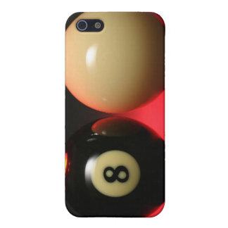 8球および手掛り球 iPhone SE/5/5sケース