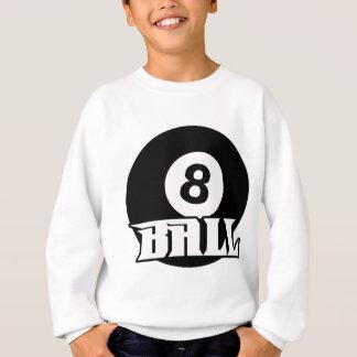 8球 スウェットシャツ