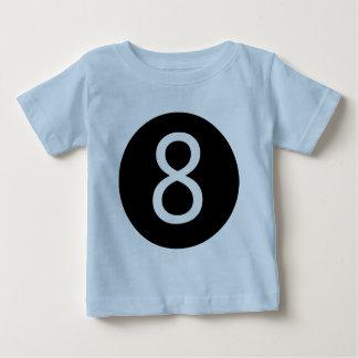 8球 ベビーTシャツ