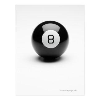 8球 ポストカード