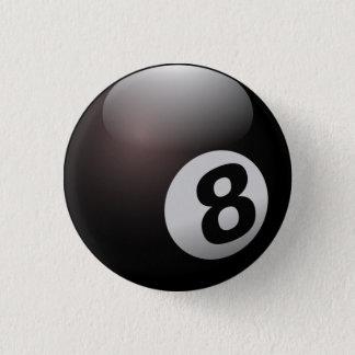 8球 3.2CM 丸型バッジ