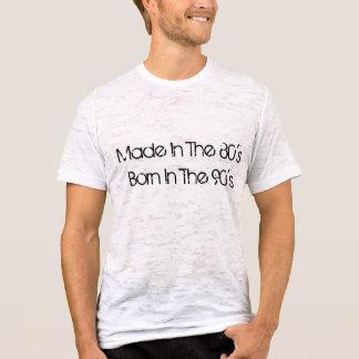 80'で作られる90年代のsBorn Tシャツ
