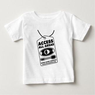80アクセス1 ベビーTシャツ