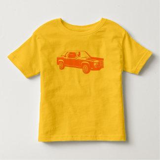 80年代のアメリカ人車 トドラーTシャツ