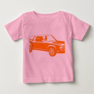 80年代のアメリカ人車 ベビーTシャツ