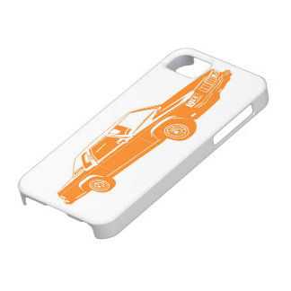 80年代のアメリカ人車 iPhone SE/5/5s ケース