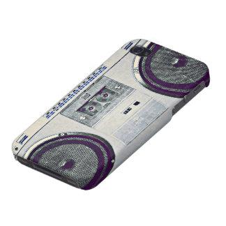 80年代のゲットーの発破工 iPhone 4/4S カバー