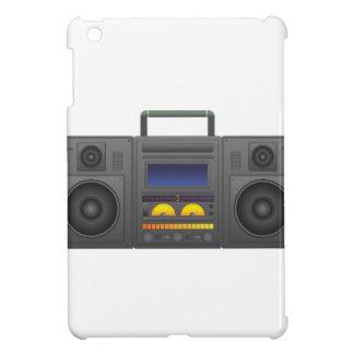 80年代のヒップホップのスタイルBoombox iPad Miniケース