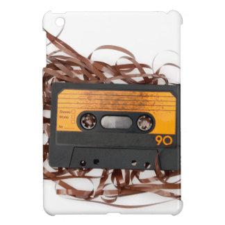80年代のレトロのデザイン-オーディオ・カセットテープテープ iPad MINIケース
