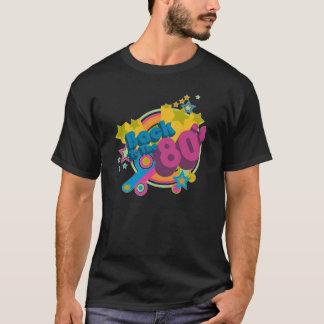 80年代のレトロの80年代のTシャツに戻る Tシャツ