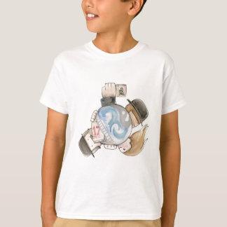 80日の世界中 Tシャツ