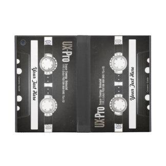 80sヴィンテージの組合せテープBサイド iPad Mini ケース