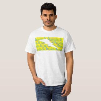 80s稲妻 tシャツ