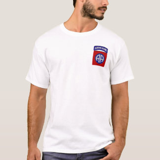82nd_Airborne_Division Tシャツ