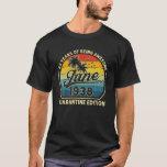 83Rd Birthday Retro June 1938 Quarantine 83 Years Tシャツ