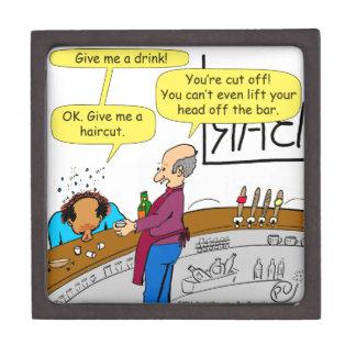 862は私にヘアカットの漫画を与えます ギフトボックス