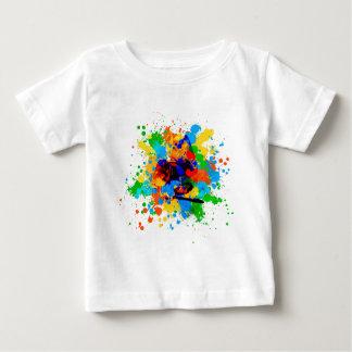 87. 都市カヤック6 ベビーTシャツ