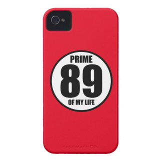 89 -私の生命の全盛 Case-Mate iPhone 4 ケース