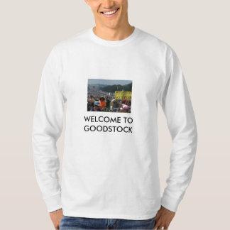 8-28-2010 GOODSTOCK - GOODSTOCKもへの歓迎! Tシャツ