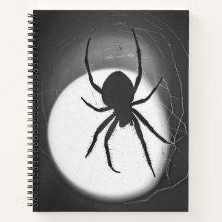 "8.5"" x 11"" AvidWolf著ファインアートのノート| ノートブック"