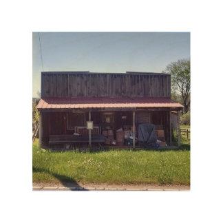 8x8故国の店が付いている木の芸術の部分 ウッドウォールアート
