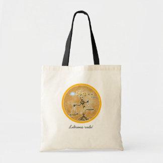 9月及び10月-天秤座 トートバッグ