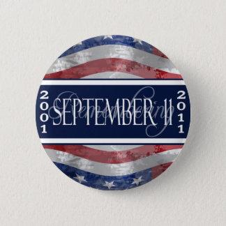 9月11日の記念するボタン 缶バッジ