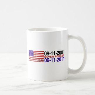 9月11日 コーヒーマグカップ