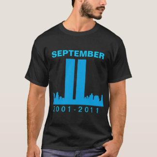9月11日 Tシャツ