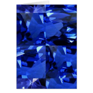 9月Birthstoneの宝石 カード