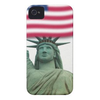 9自由の女神 Case-Mate iPhone 4 ケース