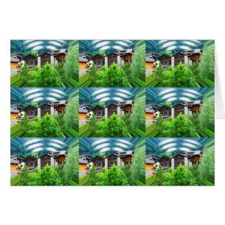 9高山の時 カード