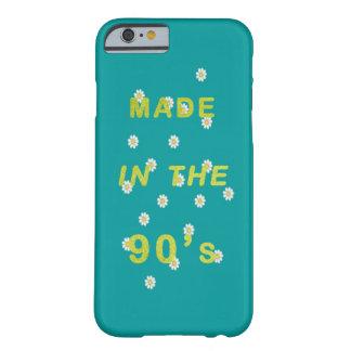 90年代に作られる BARELY THERE iPhone 6 ケース