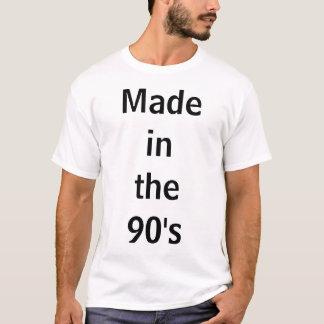 90年代に作られる Tシャツ
