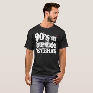 90年代のヒップホップの退役軍人 Tシャツ