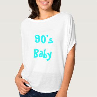 90年代のベビーの女性のワイシャツ Tシャツ
