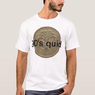 90年代のポンドだけこれを得ます Tシャツ