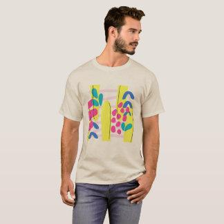 90年代の刺激を受けたなデザイン Tシャツ